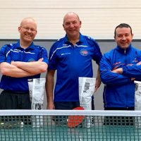 TTV-Borne Borne 1 kampioen najaarscompetitie 2019